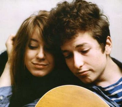 Suze Rotolo / Bob Dylan circa 1962 (photo credit Don Huntstein @ Sony Music)