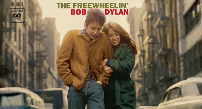 Inside The Studio Of Bob Dylan's First Album With Suze Rotolo