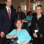McGuinty integrated accessibility regulationjt 150x150 Disability Issues Get Attention in Ontario Election photo