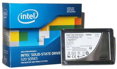 small intel 520 ssd 1 Intel 520 Series SSD cuts Windows boot time to 18 seconds photo