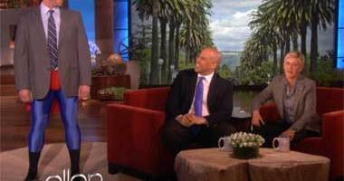 Cory Booker on The Ellen Show