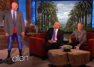 Cory Booker Ellen Why did Ellen pull Cory Booker video photo