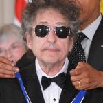 Bob Dylan receives Presidential Medal of Freedom