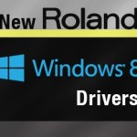 Roland releases Windows 8 drivers