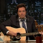 Jimmy Fallon and Bob Dylan cover Christmas