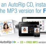Amazon AutoRip will give you free MP3 with CD purchase