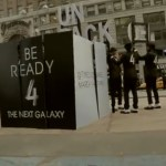 Only minutes away from Samsung Unpacked – Galaxy 4