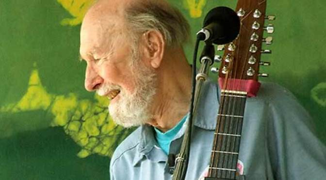 Peter Seeger, dead at 94