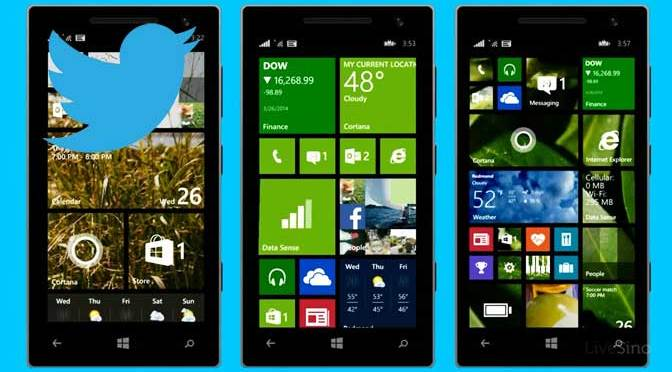Twitter does not work in Windows Phone 8.1