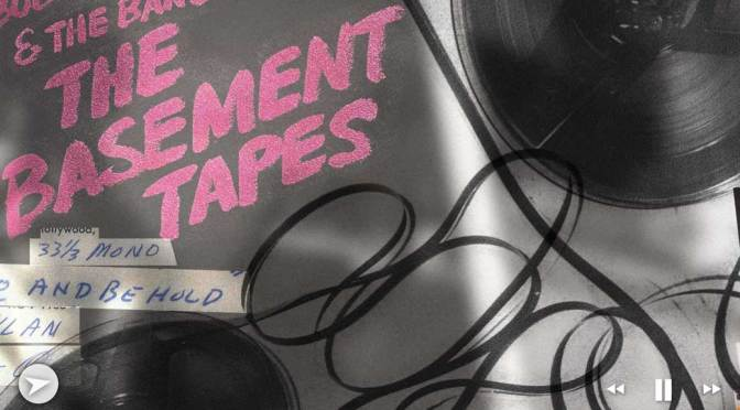 What's In The Three Versions of The Basement Tapes