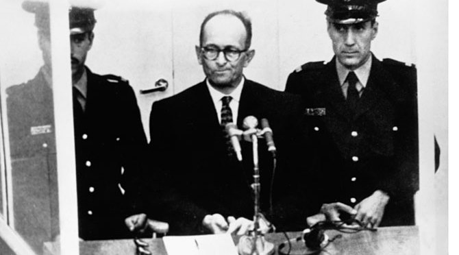 Review: Eichmann Before Jerusalem: The Unexamined Life of a Mass Murderer