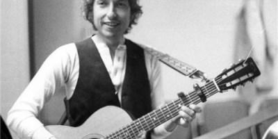 Bob Dylan September 1974 recording session