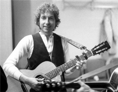 Bob Dylan September 1974 recording session