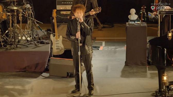 Swedish Bob Dylan Take Down