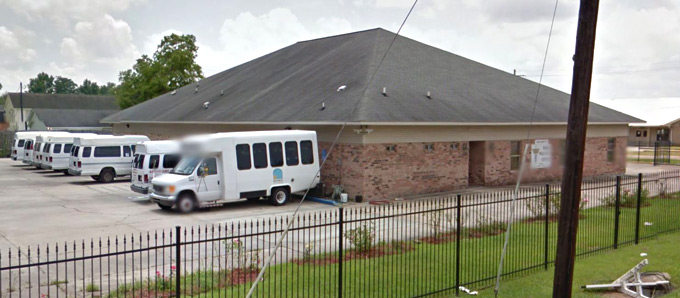 Baker Wellness Center, Baton Rouge, LA (Google Street view photo)