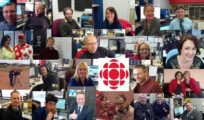 How Many CBC Reporters Does It Take To Tell The News?