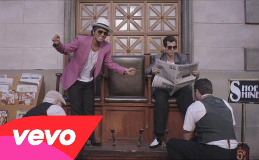 Uptown Funk Tops Billboard Hot 100 x 7 Weeks
