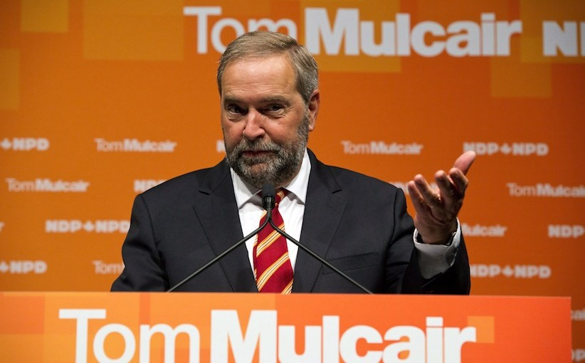 NDP Release Plan Supporting Canadians With Disabilities