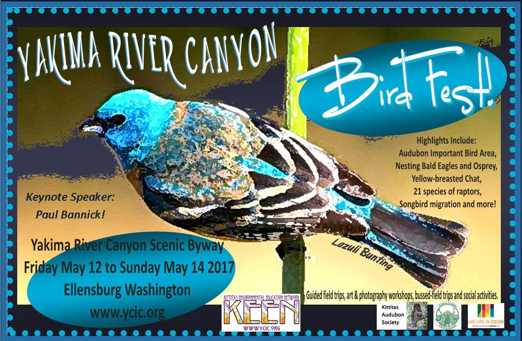 Yakima River Canyon Bird Fest
