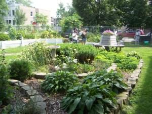 Garden of Joy, Peace, and Love.