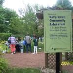 Betty Swan Community Arboretum.