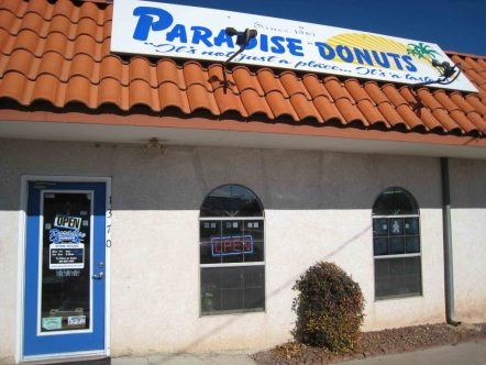 Paradise Donuts in Bosque Farms