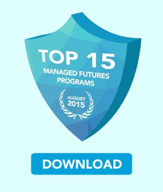 Managed Futures Rankings August 2015