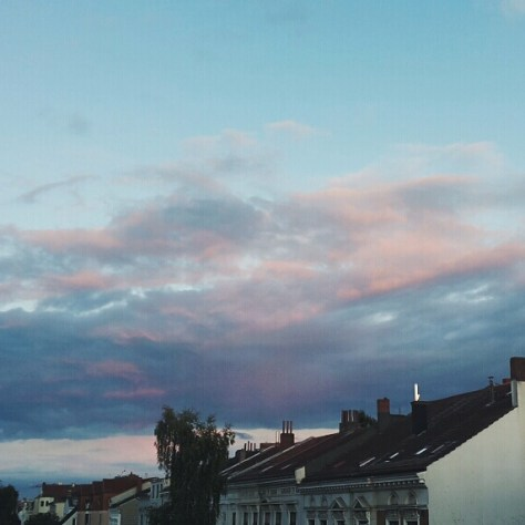 Bremen Sunset
