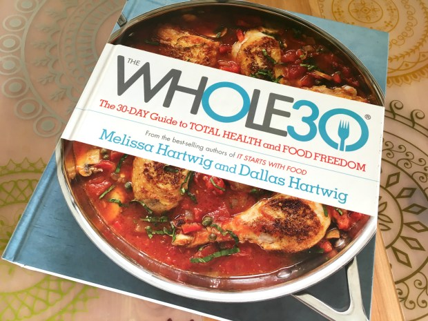 Whole30 in Germany | No Apathy Allowed