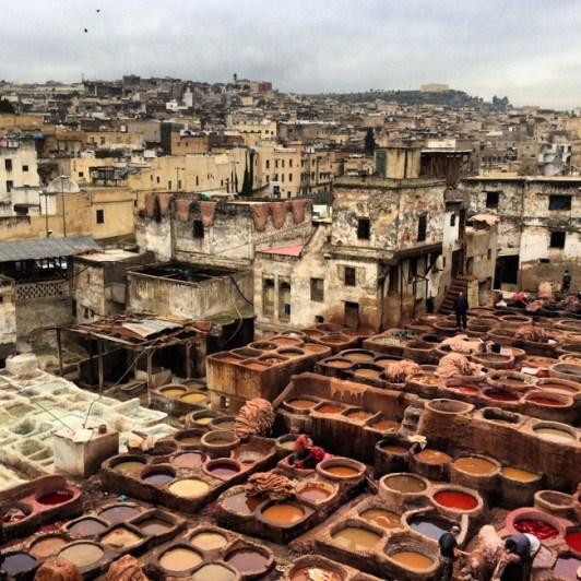 Fes Morocco (Photo by Lisa Nola)