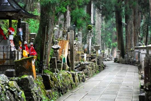 Koya San Japan