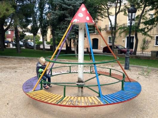 Spanish Playground, Madrid to Barcelona