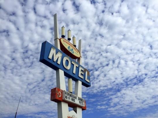 Stagecoach 66 on Route 66, Seligman AZ