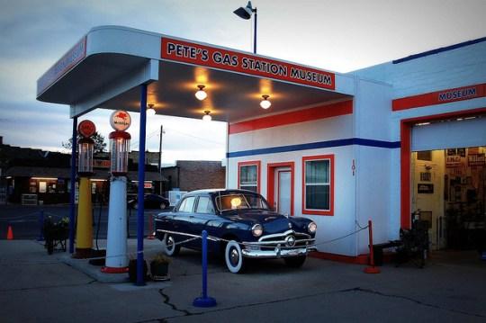 Williams AZ, Route 66