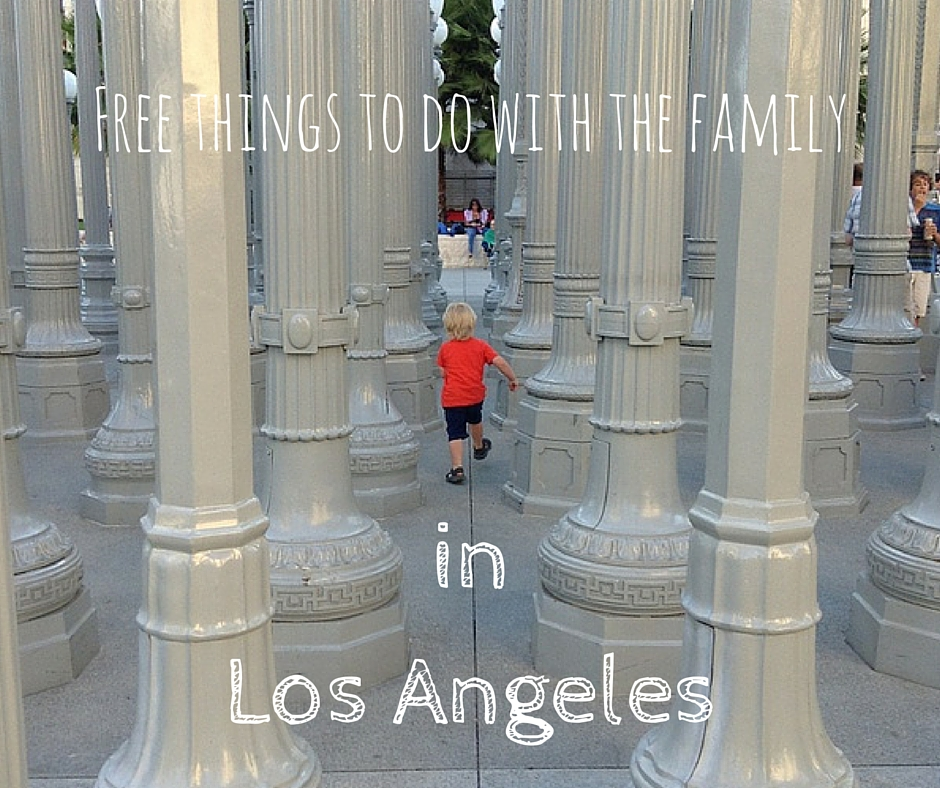 Free things to do with the family (1)
