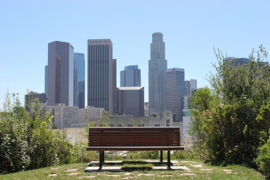 Outdoor Activities for Kids in Los Angeles - Vista Hermosa Park
