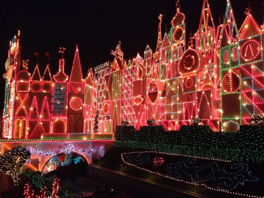 Theme Parks - Los Angeles Holiday Activities and Events