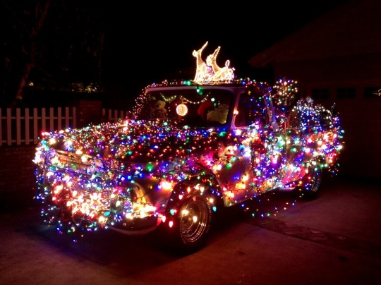Neighborhood Light Displays - Los Angeles Holiday Activities and Events