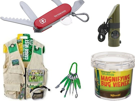 Outdoor Toys & Accessories - Gift guide for outdoor kids