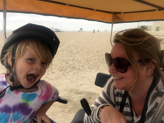 A perfect family weekend in huntington beach