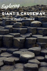 Exploring the Giant's Causeway in Northern Ireland will be the highlight of your journey to the north of Ireland.