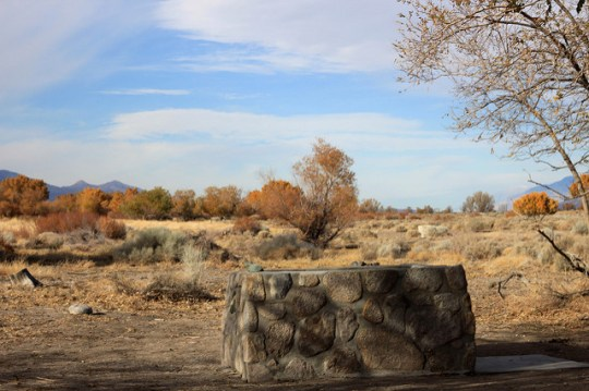Visiting Manzanar Historic Site