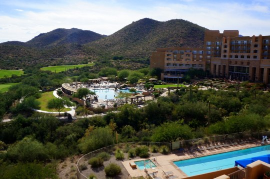 Where to stay in Tucson - JW Marriott Starr Pass