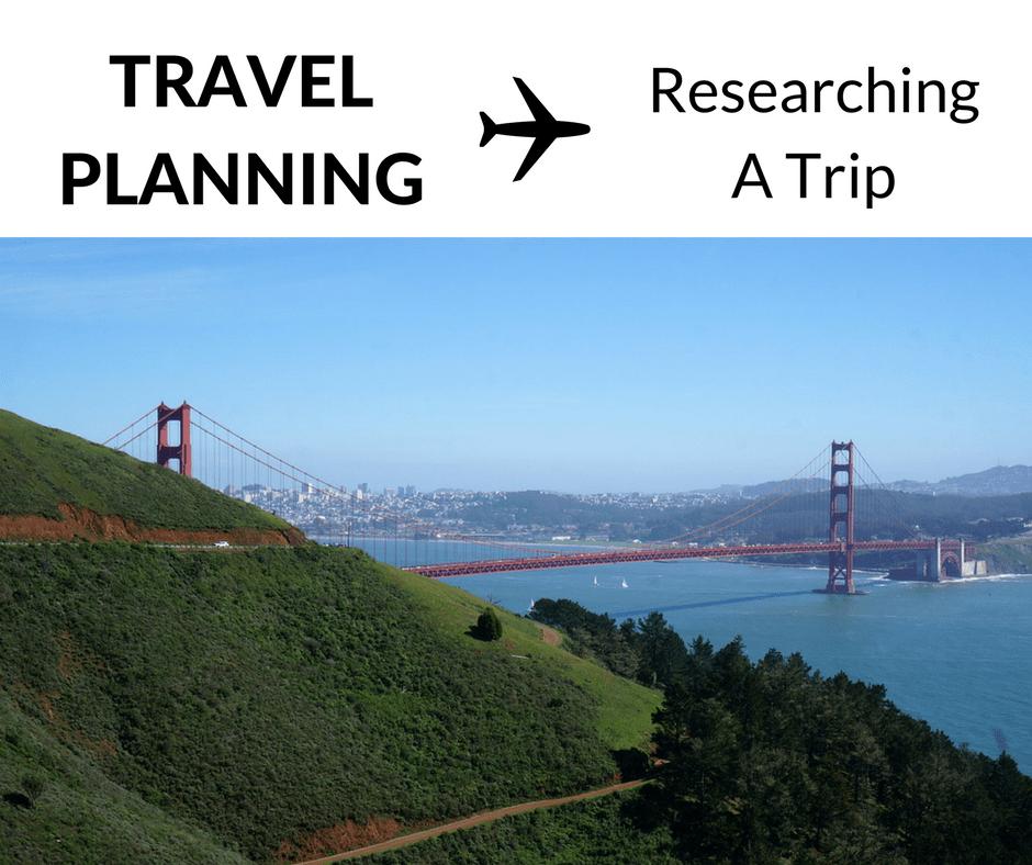Travel Planning (1)