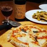 井筒ワイン 生にごり & きりたんぽ鍋 イタリアンお節