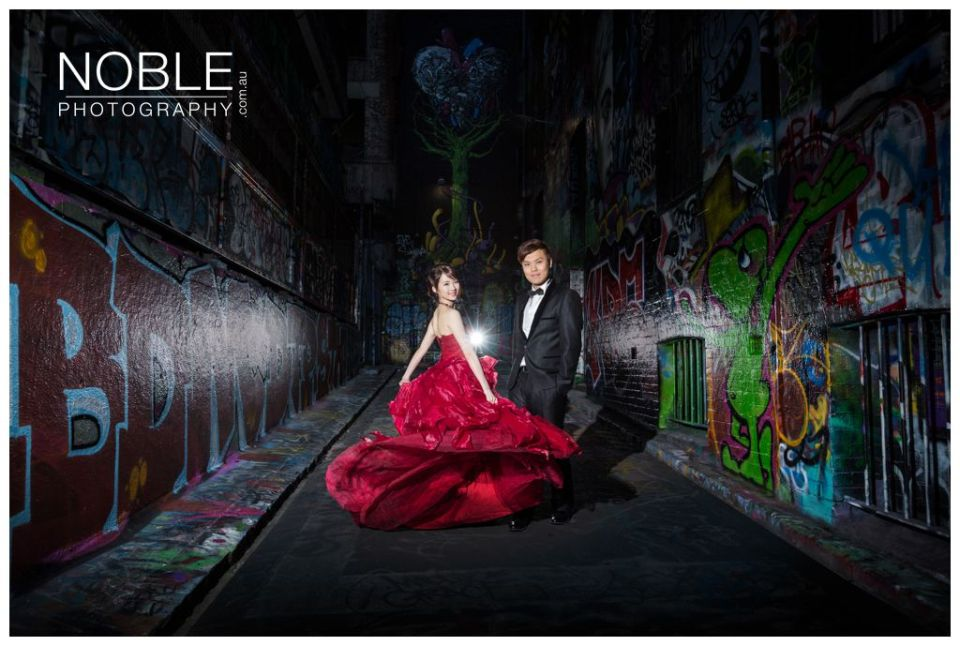 Pre Wedding Australia