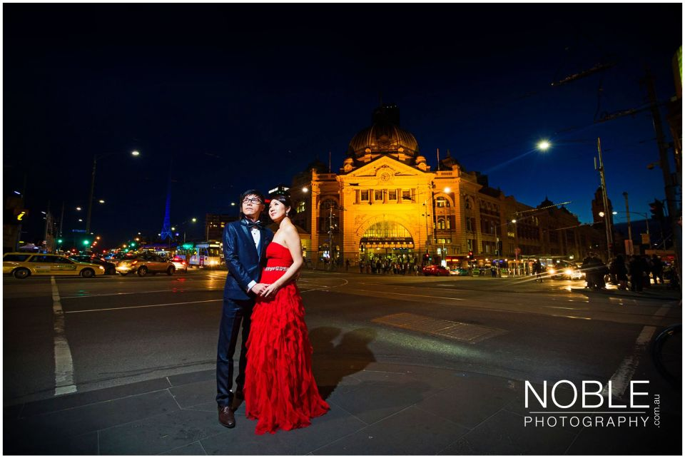 Melbourne Pre Wedding Photos