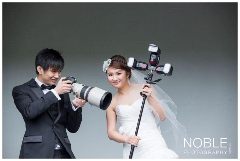pre Wedding couple