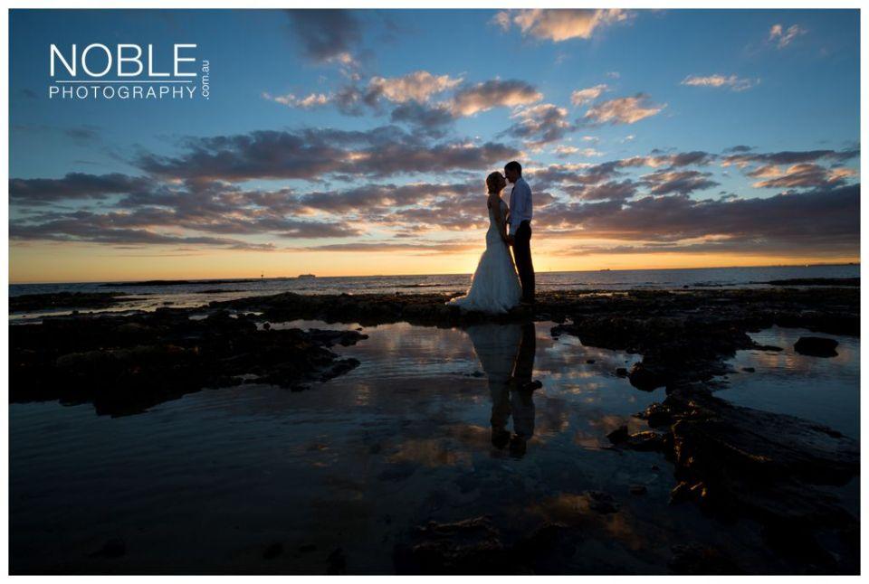Wedding dress second shoot