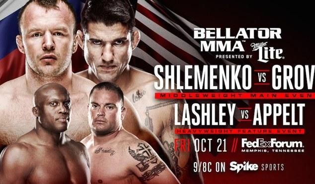 (Foto: SpikeTV / Bellator MMA)